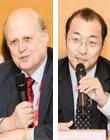 Mentor公司总裁兼CEO Walden C. Rhines先生和中国区总经理凌琳