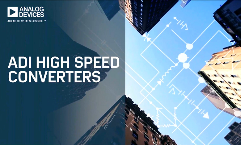 ADI公司高速转换器